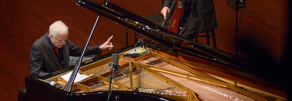 Jazz Legend Peter Nero Salutes Jazz Legend Art Tatum